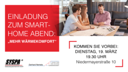 "Konzept Smart ""Home be-greifbar machen"""